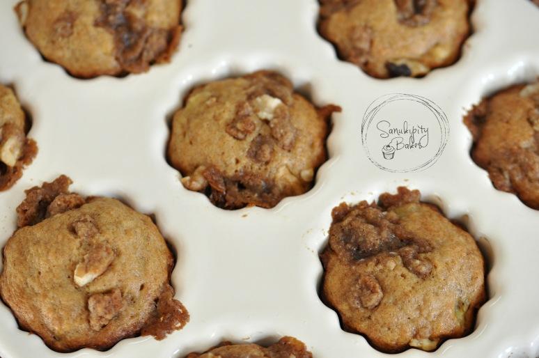 banana muffins 2