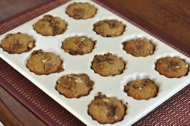 banana muffins 3