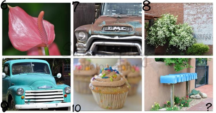 6 image template horizontal - web version by Kim Klassen