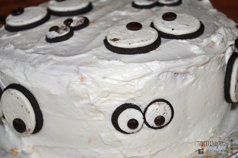inspired, baking, cakes, Oreos
