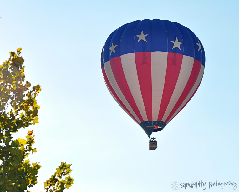 usa balloon