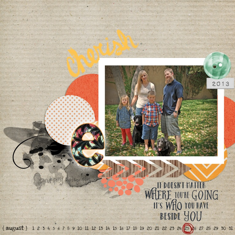 family, love, digital scrapbooking