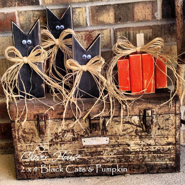 2x4-black-cats-pumpkins-crafts-halloween-decorations-seasonal-holiday-decor-1