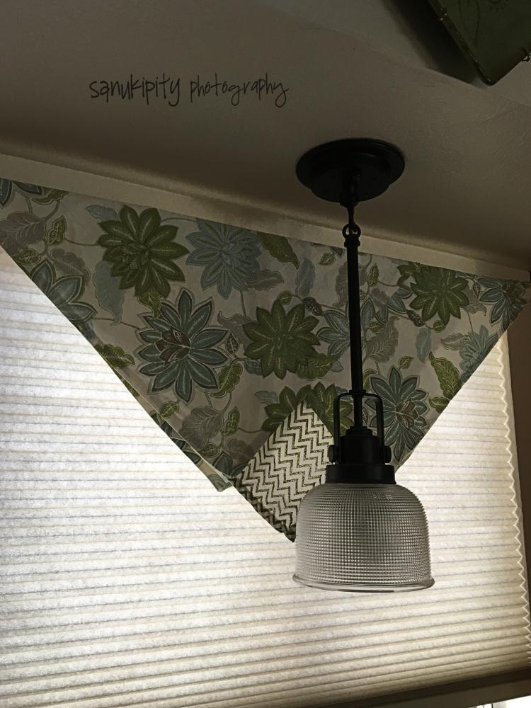 napkin curtains